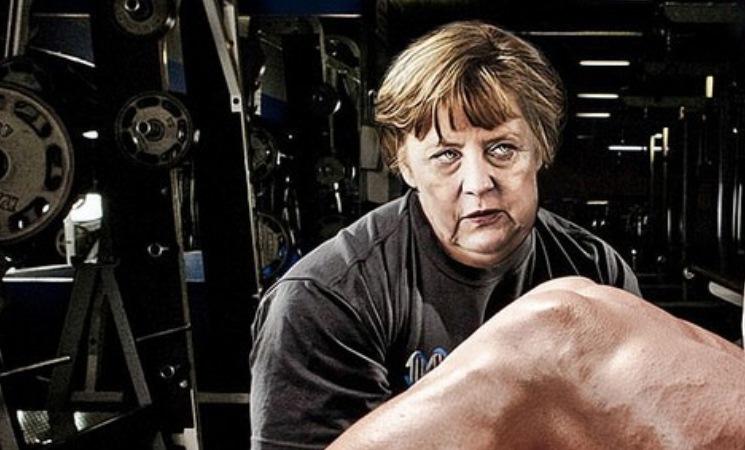 Leseempfehlung vom AfD Kreisverband: Merkelfäule reloaded