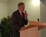 Video aus Kissenbrück. Der AfD Landesvorsitzende von Niedersachsen, Paul Hampel