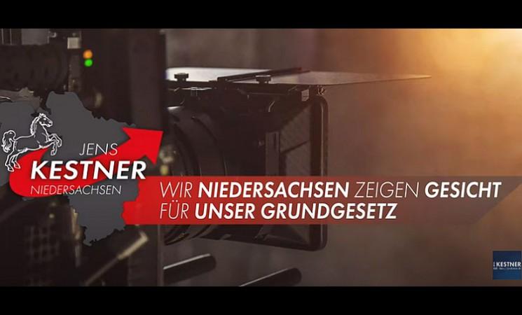 AfD-Niedersachsen – von Nord bis Süd – zeigt Gesicht gegen Abschaffungen unserer Grundrechte und Freiheiten!