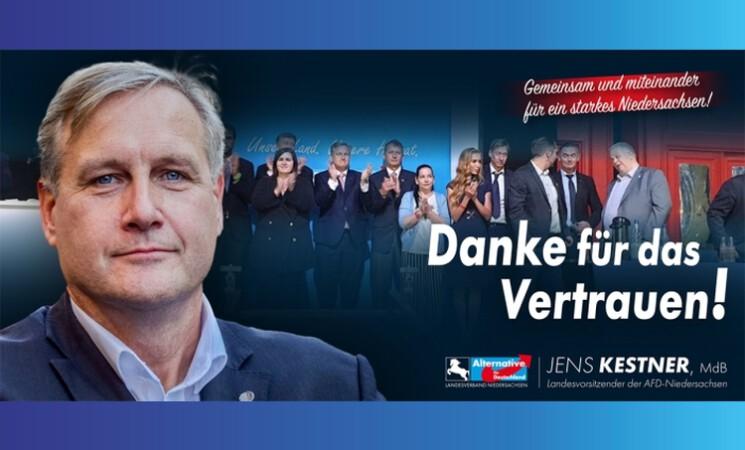 AfD wirkt! Schwere Schlappe für den niedersächsischen Verfassungsschutz
